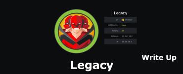 legacy hackthebox