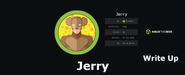 Jerry - hackthebox write up