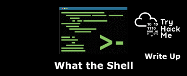 What the shell - tryhackme