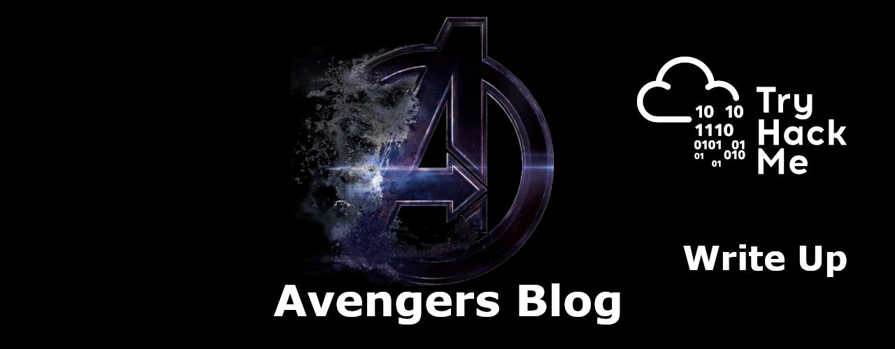 Avengers Blog Tryhackme