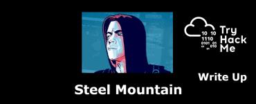 steel mountain tryhackme
