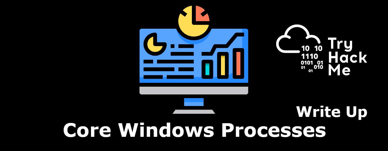 Core Windows Processes Tryhackme