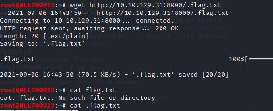 Linux Fundamentals Part 3 tryhackme