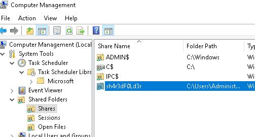 Windows Fundamentals 2 tryhackme
